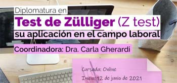 Diplomatura en Test de Zulliger (Z Test) orientado al campo laboral